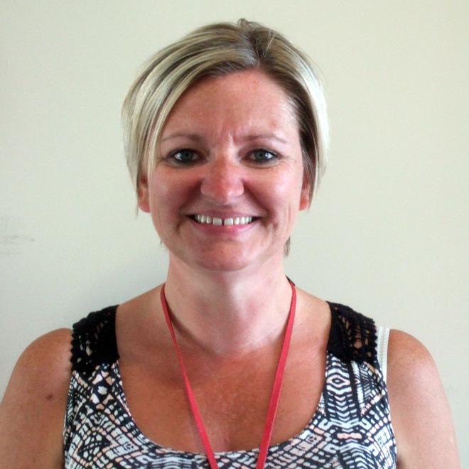 Mrs Whitehouse - Play Worker