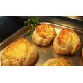 Cheese & Potato Whirl