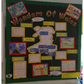 Year 4 Display