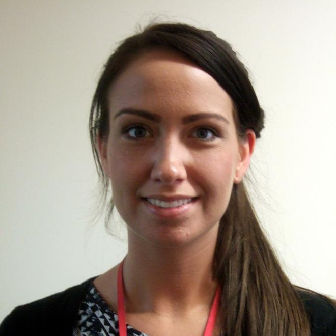 Miss Hawkswood - Year 1 Teacher