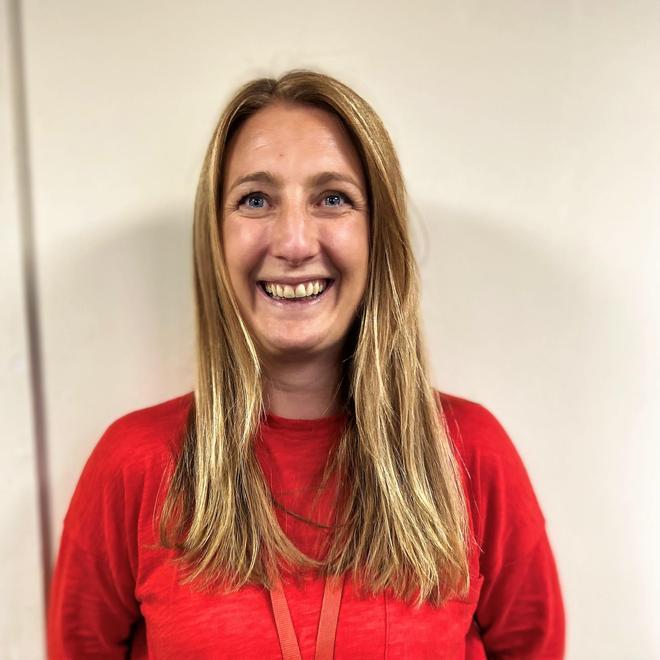 Mrs McGuiness - Year 3 Teacher