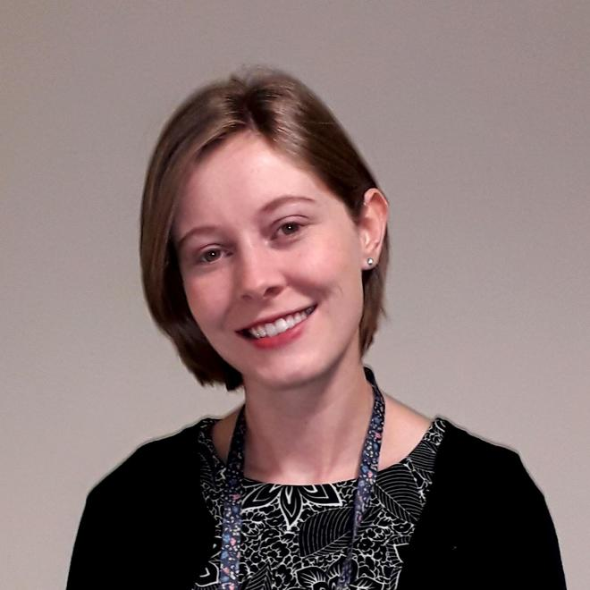 Miss Fowdrey - Reception Teacher