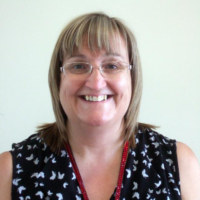 Mrs Carson - Play Worker