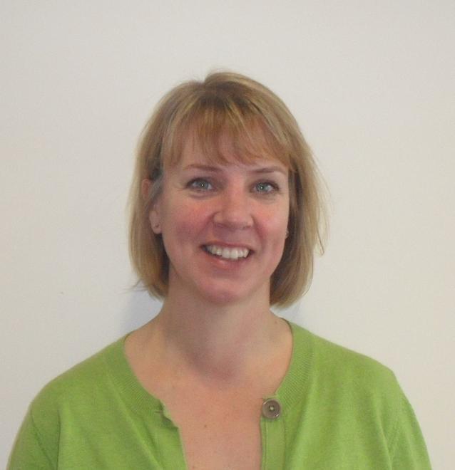 Liz Hayes-Jones - Head Teacher Governor
