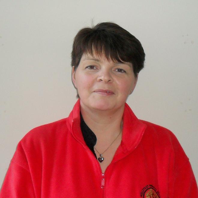Mrs Edwards - Play Leader
