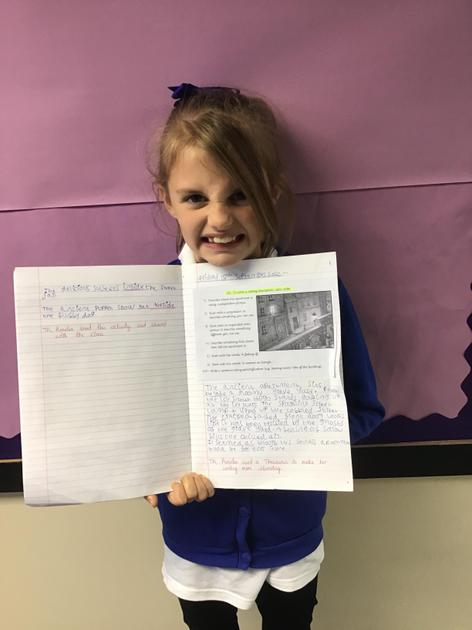 Amelia is a hero this week for her gorgeous writing about our new book!
