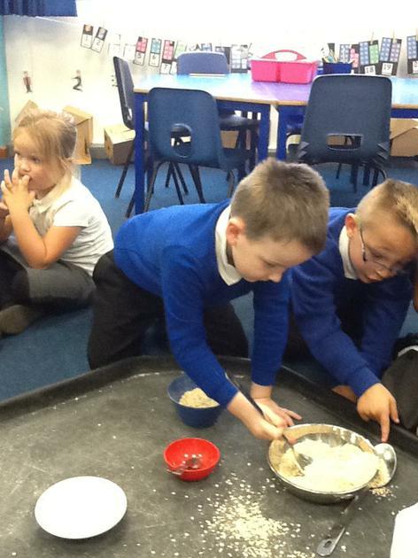 Porridge Challenge.