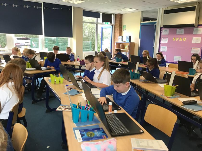 Dove have been spending the afternoon trying out TTRockstars.