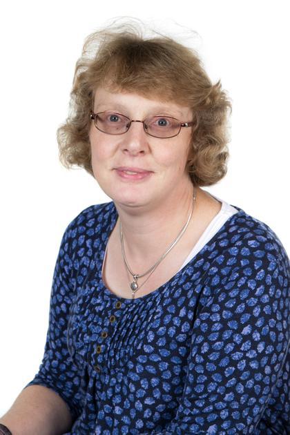 Mrs. H Warsop - Senior HLTA