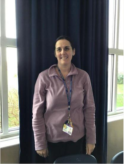 Mrs Aldred - Goldfinch Teaching Assistant