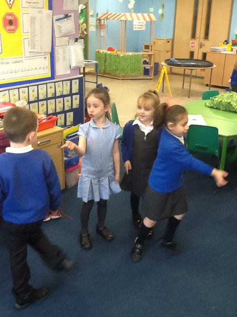 Acting out Traditional Tales