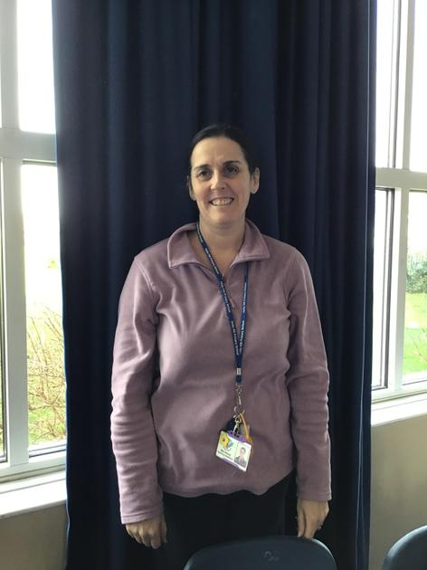 Mrs. K Aldred - Teaching Assistant