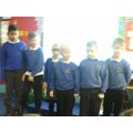 We had fun making human arrays