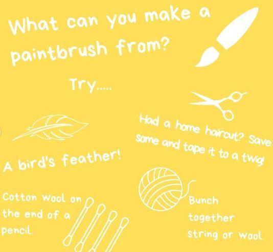 DIY Paintbrush