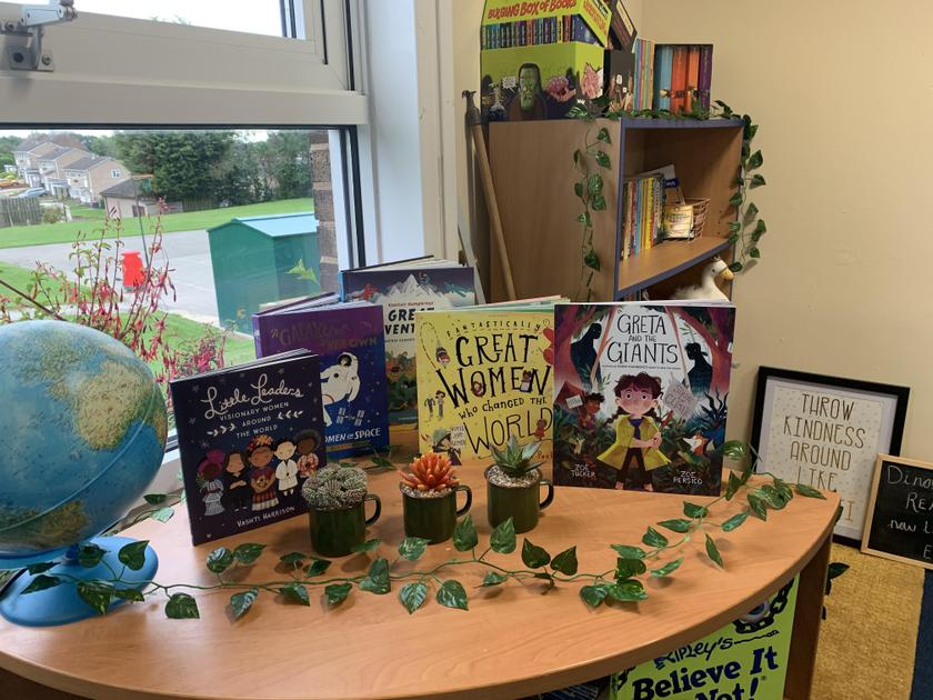 A selection of our Diversity books.