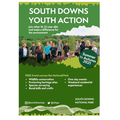 Soth Downs Youth Action flyer