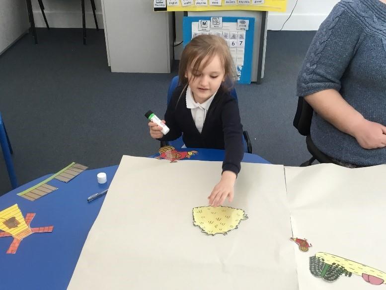 making a farmyard map