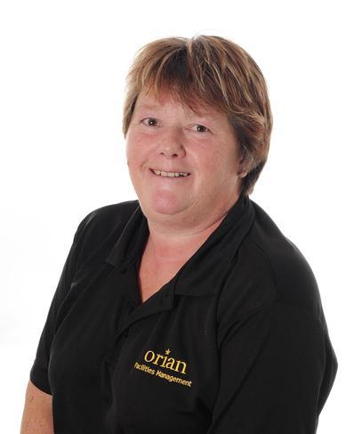Mrs Graham, School Cook