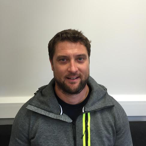 Mr Harris, Sports Coach