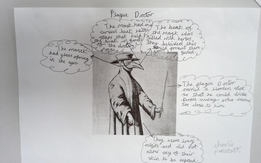 The Plague Doctor Information