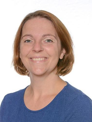 Mrs Shellam EYFS lead