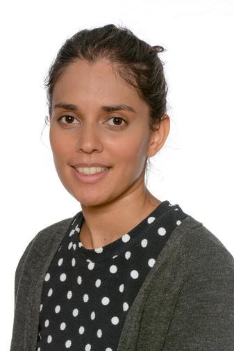 Miss Crilly - Class Teacher