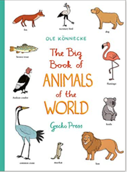 The Big Book of Animals and the World