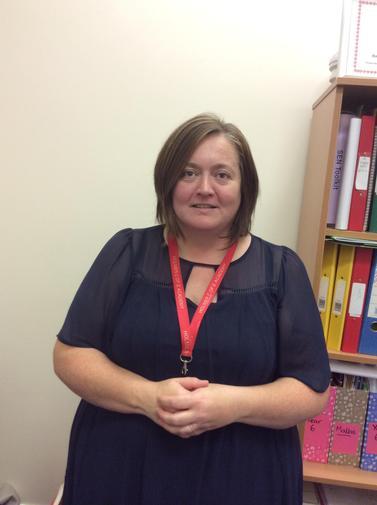 Miss Stackhouse, School Finance Administrator