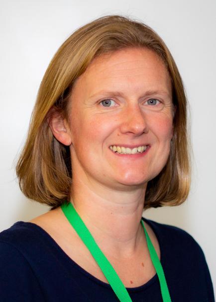 Mrs Elise Woodhead - Assistant Head Teacher