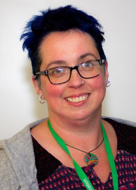 Lead Practitioner - Mrs C Martin
