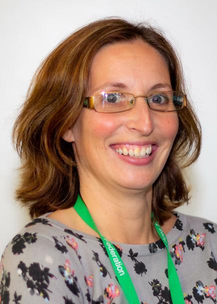 Deputy Safeguarding Lead - Mrs C Grigg
