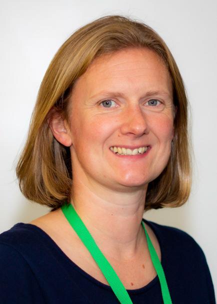 Designated Safeguarding Lead - Mrs E Woodhead