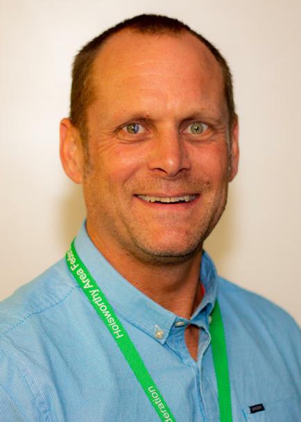 Pupil Coach - Mr S Kerslake