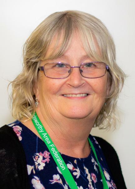 School Councillor- Mrs N Badham