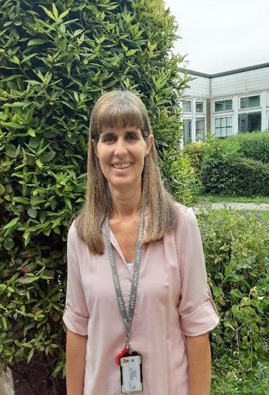 Mrs Reeve, Teaching Assistant