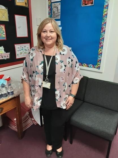 Mrs Rex, Teaching Assistant