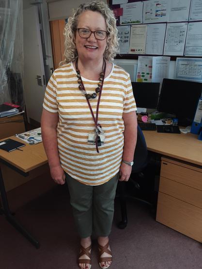 Mrs Norman, Classteacher