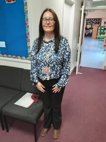 Mrs Phillips, Teaching Assistant
