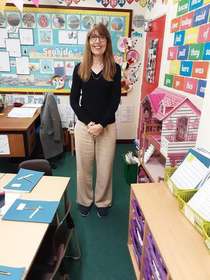 Mrs French, Classteacher