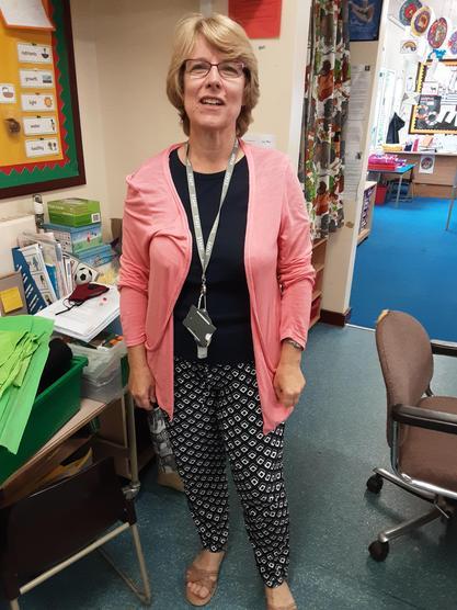 Yvonne Willson, Teaching Assistant