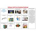 Holtspur Half Term Reading Challenge