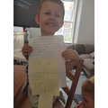 Billy Goat Gruff home-learning
