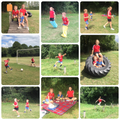 Lots of Holway Olympics activities