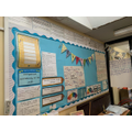 Year 6 Literacy Working Wall