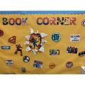 Book Corner Display