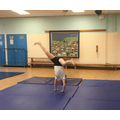 Performing Our Gymnastic Sequences