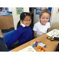 We really enjoyed using the shapes!
