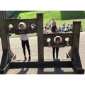 Who is in the stocks!