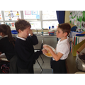 The Great Taste Test- tasting crisps! Yum!!!