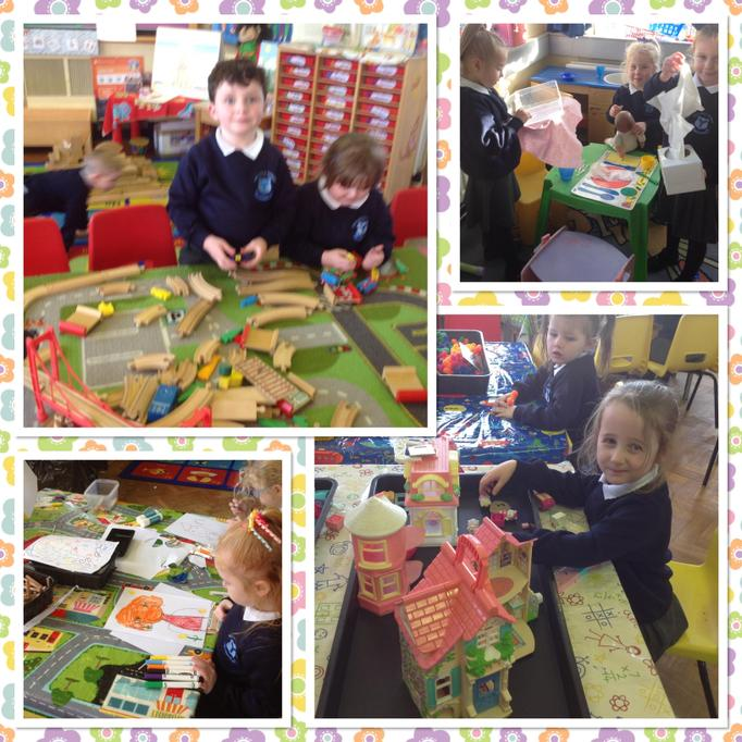 Being busy in P1